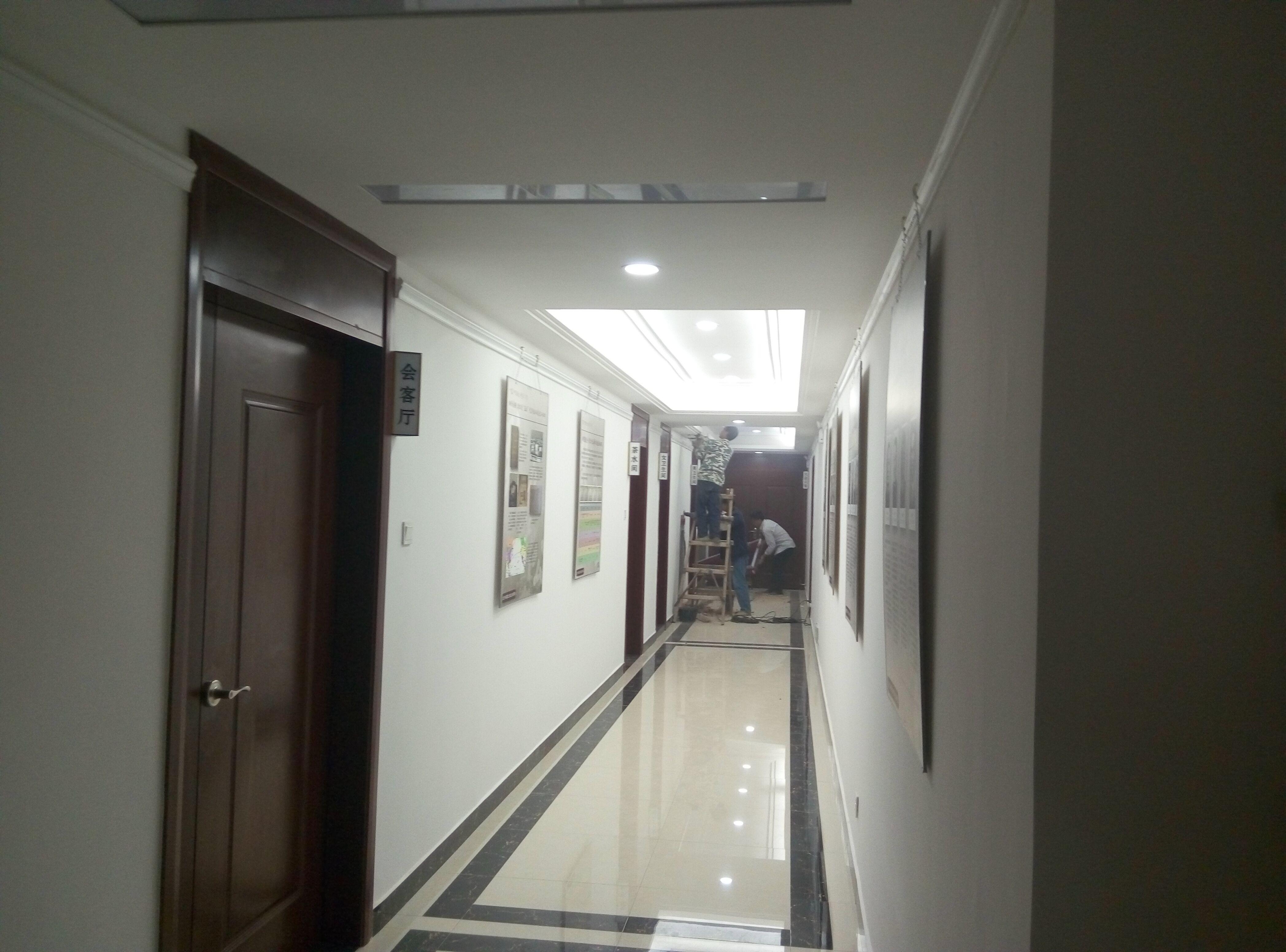 广州市民主大楼翻新工程