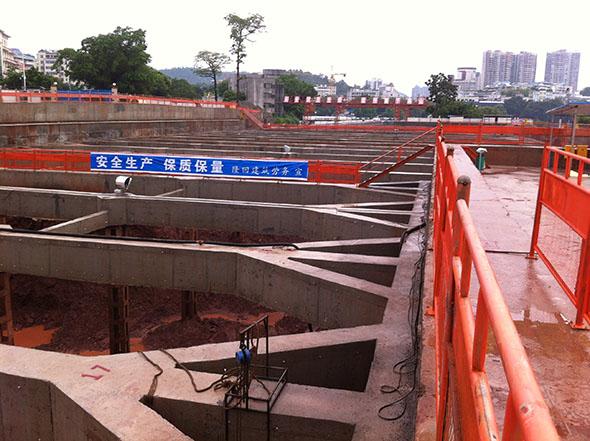 基坑工程展示 (1)